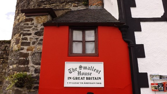 QUAY HOUSE, Conwy (Wales)