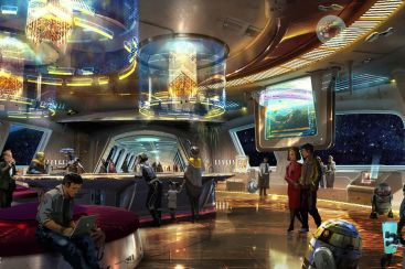 Hotel Star Wars Immersive