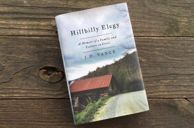 J. D. Vance, Hillbilly Elegy