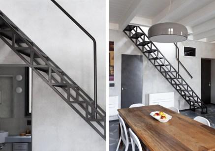 Minimalistično stopnišče