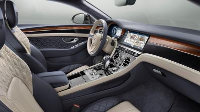 Bentley Continental GT (2018): luksuz, razvit do popolnosti