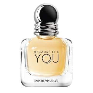 Emporio Armani, Because It's You