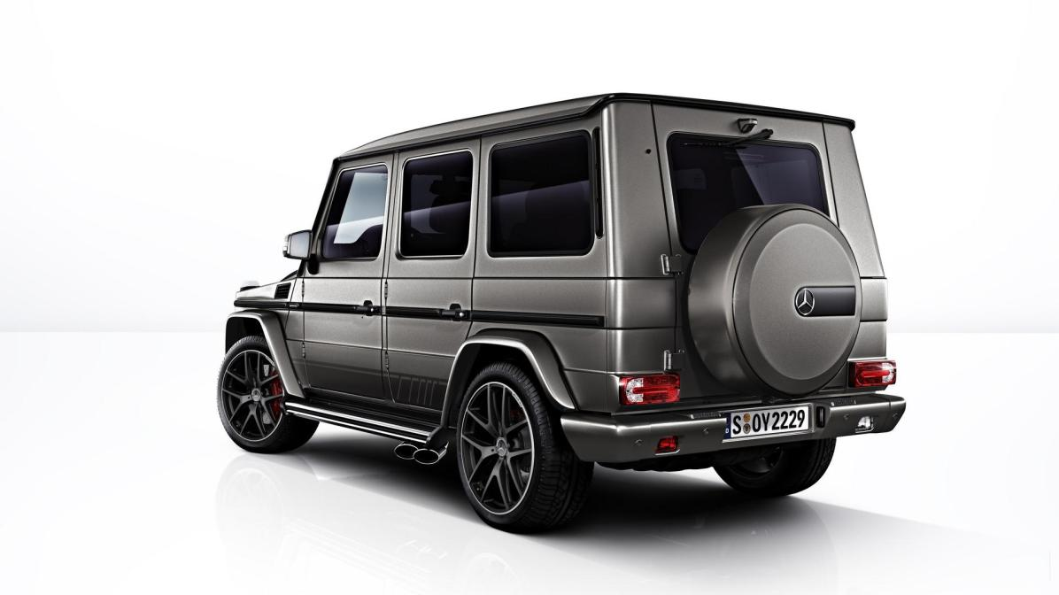 Mercedes-AMG G63 in G65 Exclusive Edition