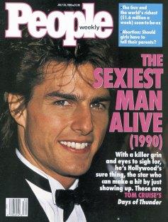 1990, Tom Cruise