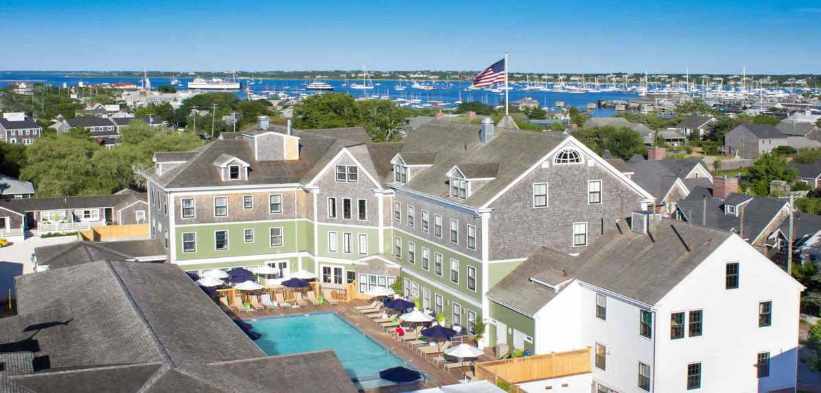 7. The Nantucket Hotel & Resort – Nantucket, Massachusetts, ZDA