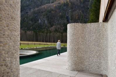 Hotel Plesnik, Logarska dolina: alpski ekološki velnes s čudovito arhitekturo