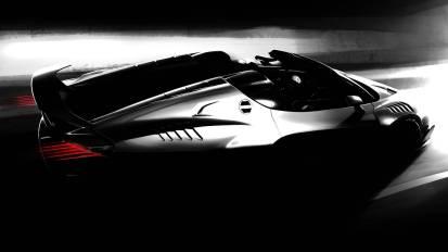 Italdesign Zerouno Roadster