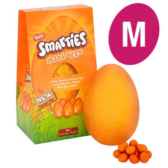 Smarties Orange Mini Egg Insider Egg