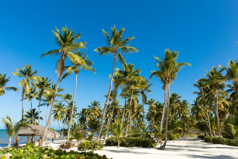 9. Bavaro Beach, Dominikanska republika