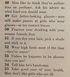 129 načinov, kako dobiti moža