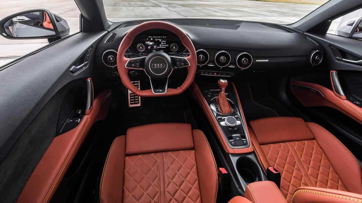 Audi TT 20th Anniversary Edition