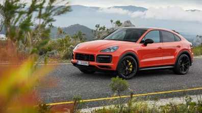 Lep in privlačen / Porsche Cayenne Coupé