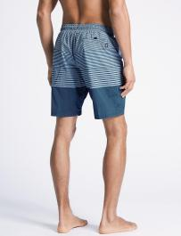 marks-spencer-blue-cotton-rich-striped-quick-dry-swim-shorts