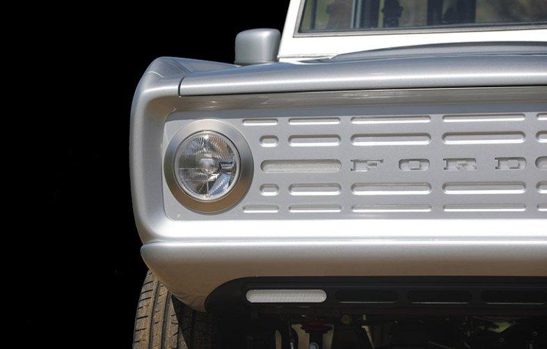 Zero Labs Automotive Ford Bronco
