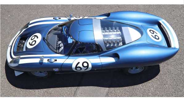 Ecurie Ecosse LM69