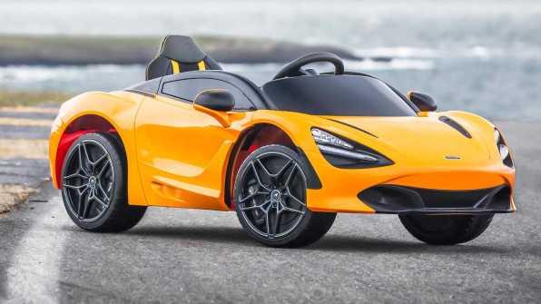 McLaren 720S 'Ride On'
