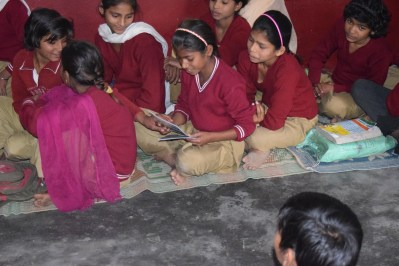 Distributed Education materials to students 1