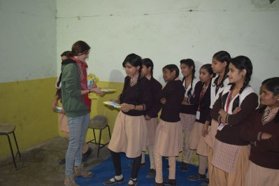 MH workshop and distributed pads in schools 3