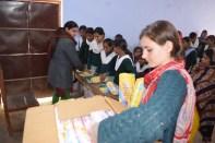 MH workshop Distributed pads In Bhatipura Villages Schools ,Meerut District ,Uttar Pradesh 2 - Copy