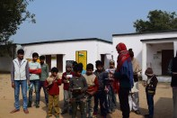 Wash & Education Supplies Distributed In Bhatipura Villages Schools ,Meerut District ,Uttar Pradesh 4
