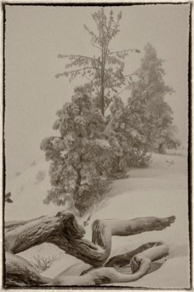 © Sandro Schmid, Foto Reise Winter in the West