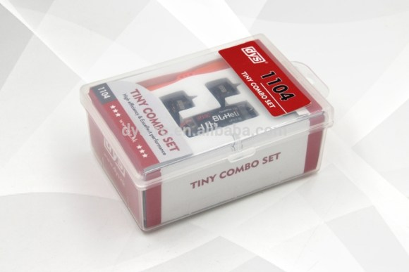 DYS-Tiny-Power-Combo-Set-F1104-with