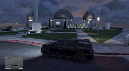 GTA 5 - observatory