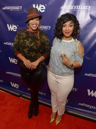 MM Tina and Erica Campbell - Photo Credit - Paras Griffin