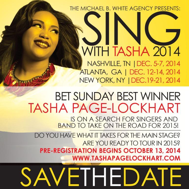 Sing With Tasha