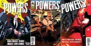 Powers comics