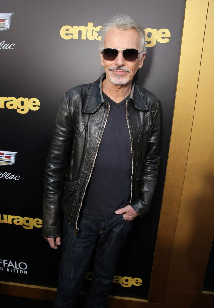 "Billy Bob Thornton seen at Warner Bros. Premiere of ""Entourage"" held at Regency Village Theatre on Monday, June 1, 2015, in Westwood, Calif. (Photo by Eric Charbonneau/Invision for Warner Bros./AP Images)"