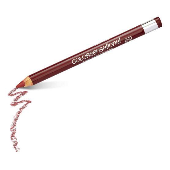 Maybelline color sensational lipliner Hollywood red