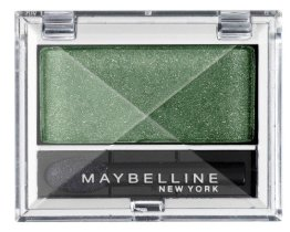 maybelline eyeshadow intense green