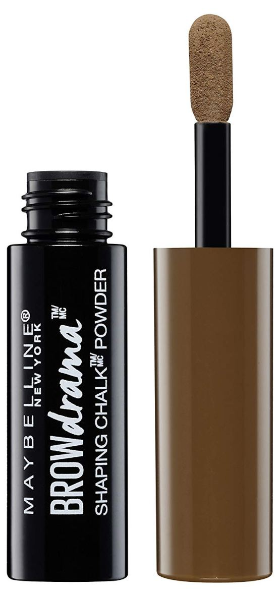 Maybelline brow drama shaping chalk deep brown