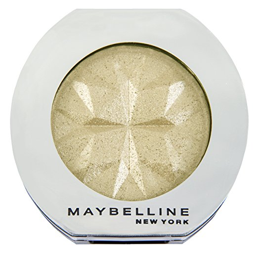maybelline color show eyeshadow gold fever