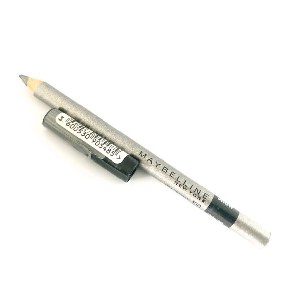 Maybelline Colorshow Eyeliner Sparkle Grey 120, Silver Eyeliner, Glittery Eye Pencil