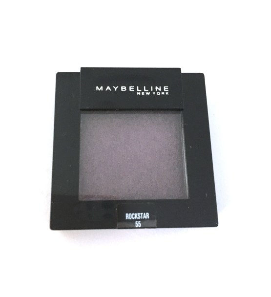 Maybelline colorsensational mono eyeshadow Rockstar 55