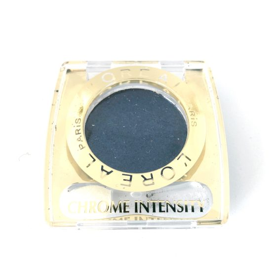L'Oreal Color Appeal Mono Eyeshadow Blue Jean 182 Chrome Intensity Blue