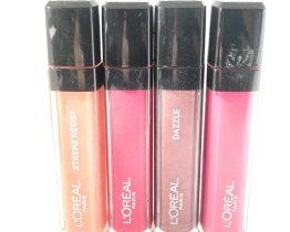 L'Oreal Infallible Mega Gloss, Lipgloss