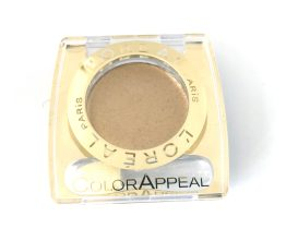 L'Oreal Color Appeal Eyeshadow Pure Gold 151, Gold Eyeshadow