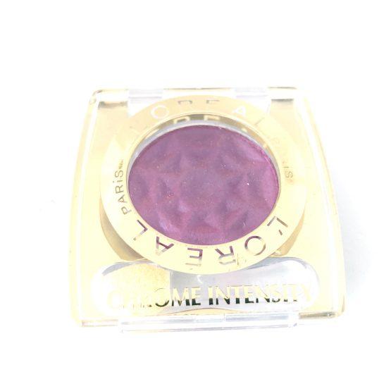 L'Oreal Color Appeal Eyeshadow Purple Obsession 180, Purple Eyeshadow