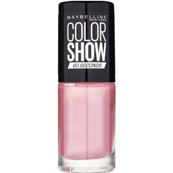 Maybelline Color Show Nail Polish Pink Slip 327, Pink Nail Varnish