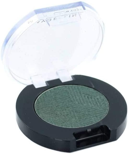 Maybelline Color Show Eyeshadow Beetle Green 20, Green Eye Colour