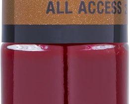 Maybelline Color Show Nail Polish Rubies On 511, Burgundy Nail Varnish, All Access, Glitter