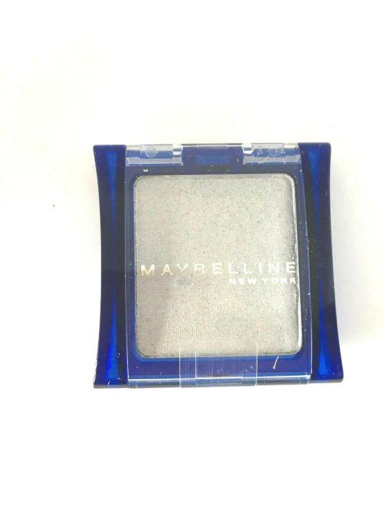 Maybelline Expert Wear Eyeshadow Silver 35, Silver Eye Colour