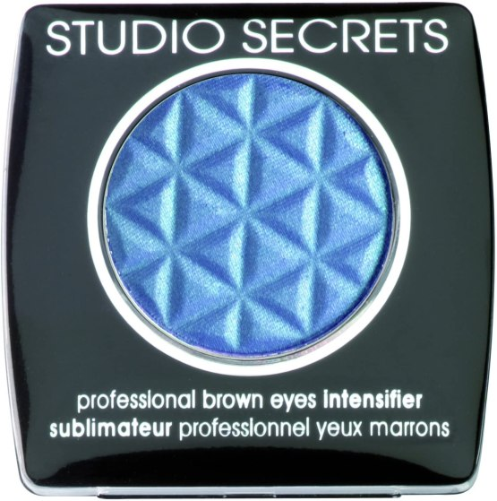 L'Oreal Studio Secrets Eyeshadow 552 Brown Eyes, Blue Eye Colour