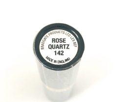 Laura Paige Lipstick Rose Quartz 142, Pale Pink Lipstick Iridescent Shimmer