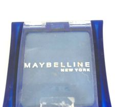 Maybelline Expert Wear Eyeshadow Babylone Blue 31, Blue Eyeshadow