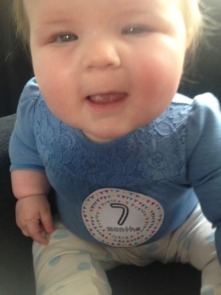 7 months old b
