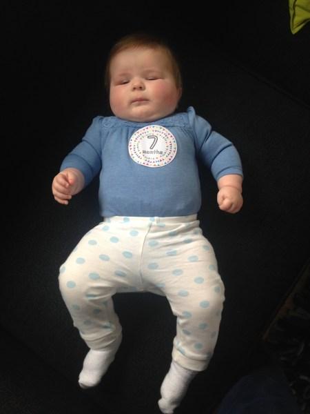 7 months old c